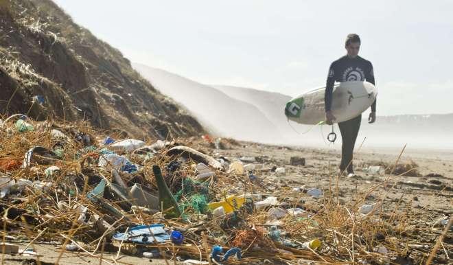 surfer plastic