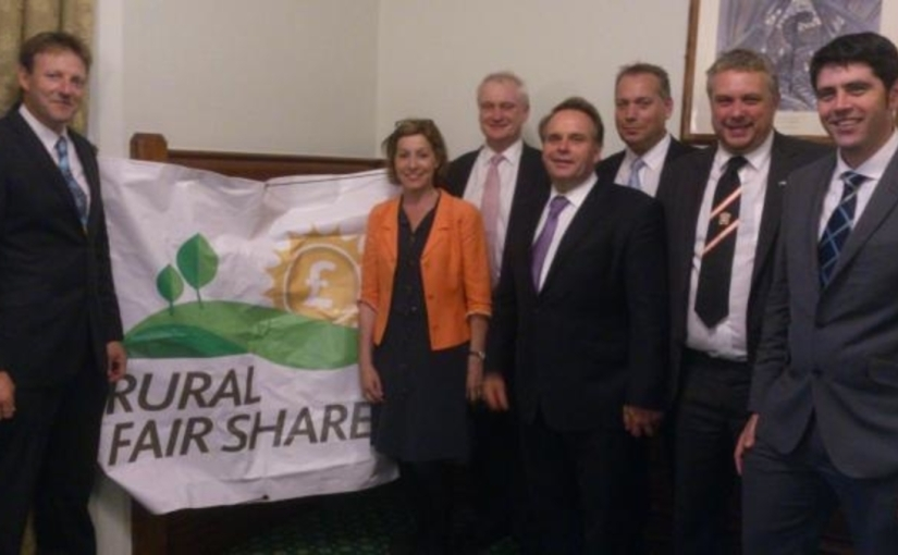 Rural residents pay more tax, receive fewer services – Double heads Fair Sharecampaign
