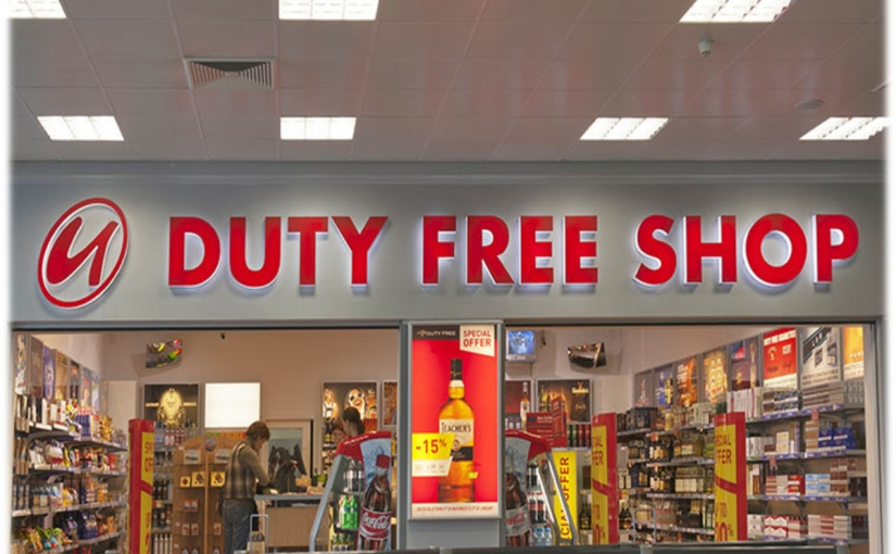Bring Back Duty Free After Brexit –Double