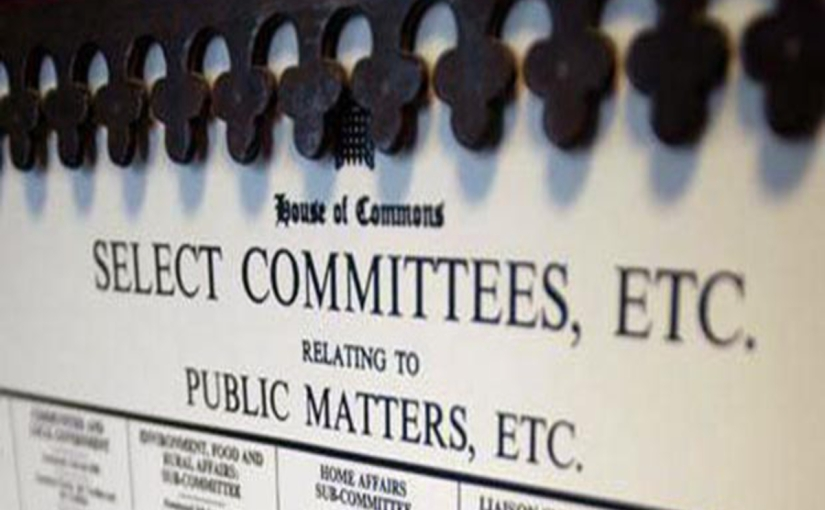 Select Committee appointments for CornishMPs